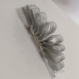 🇨🇦 3/$15 Vintage hair bow clip barrett